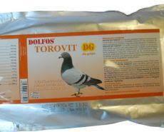Lęgi i odchów młodych - Torovit (drożdże) worek 1kg (1)