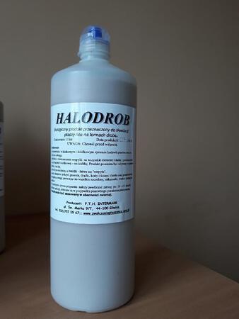 DLA DROBIU - HALODROB 1l - zabija ptaszyńca, wszy (1)