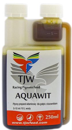 WYPRZEDAŻ - AQUA WIT – płynny preparat z pełnym kompletem witamin 250ml (1)