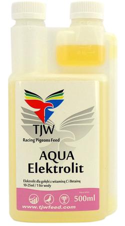 WYPRZEDAŻ - Aqua Elektrolit 500ml (1)