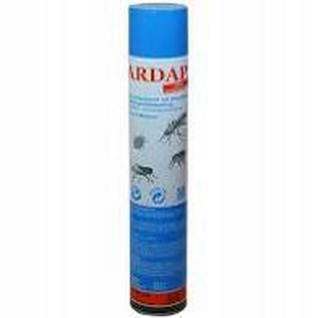 Dezynfekcja/higiena - Ardap spray insekty piórojady 750ml (1)