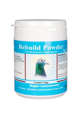 Sezon lotowy - Rebuild Powder 100g odbudowa (1)