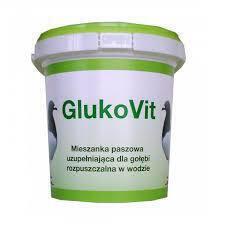 Preparaty odpornościowe - Glukovit (glukoza) wiaderko 500g (1)