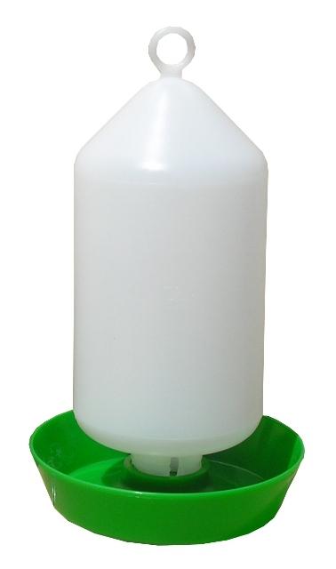 Wyposażenie i akcesoria do hodowli - Poidło zakręcane 1l z podstawką pojnik (1)