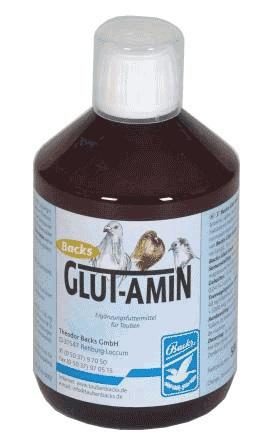 Pierzenie - Glut Amin (aminokwasy) 500ml (1)