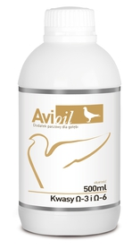 AviOil (kwasy Omega i lecytyna) 500ml
