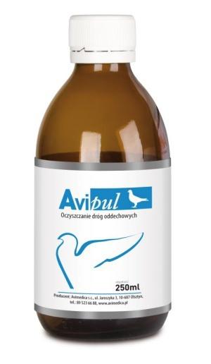 Sezon lotowy - AviPul (oczyszczanie dróg oddechowych) 250ml (1)