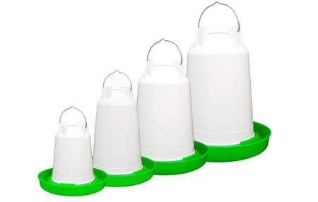 Akcesoria dla drobiu - Poidło dla drobiu z rączką 3l pojnik (1)