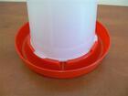 Akcesoria dla drobiu - Poidło dla drobiu z rączką 3l pojnik (4)