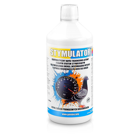 Sezon lotowy - Stymulator (elektrolity) 1000ml (1)