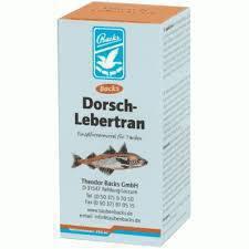Preparaty odpornościowe - Lebertran (tran rybi) 250ml BACKS (1)