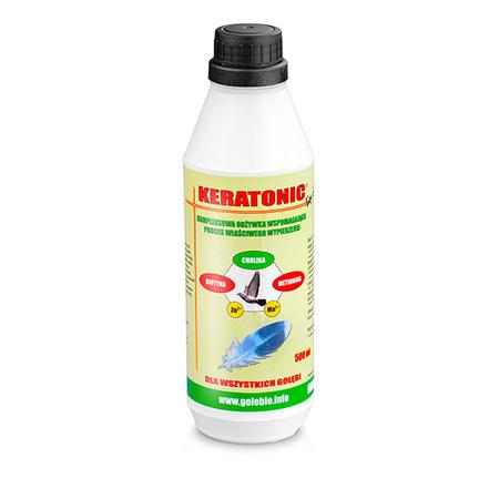 Pierzenie - KERATONIC (pierzenie) 500ml (1)