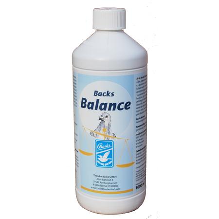 Preparaty odpornościowe - BALANCE BACKS 1000ml ekstrakt ziół i nasion dla równowagi (1)