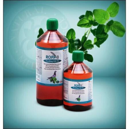 Lęgi i odchów młodych - ROPA B Feeding Oil 2% 500ml olej (1)
