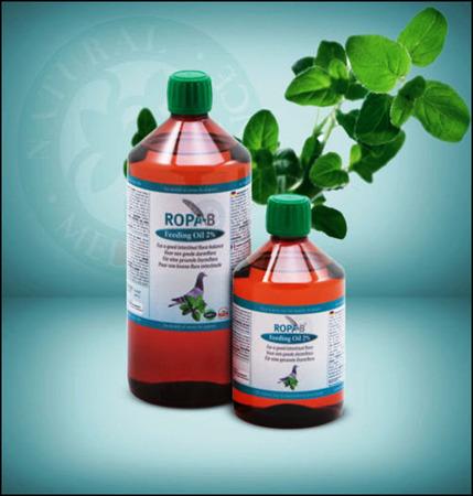 Lęgi i odchów młodych - ROPA B Feeding Oil 2% 1000ml olej (1)